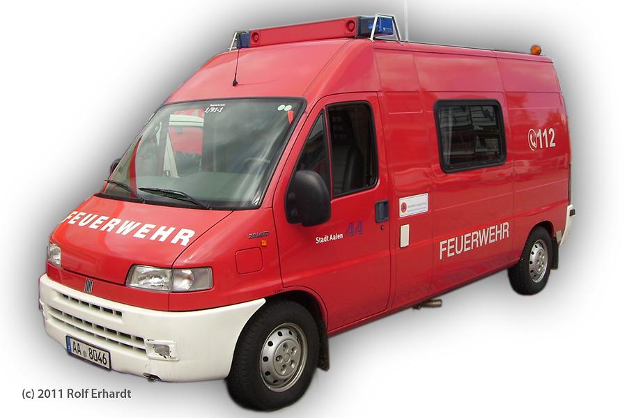 ABC Erkundungskraftwagen